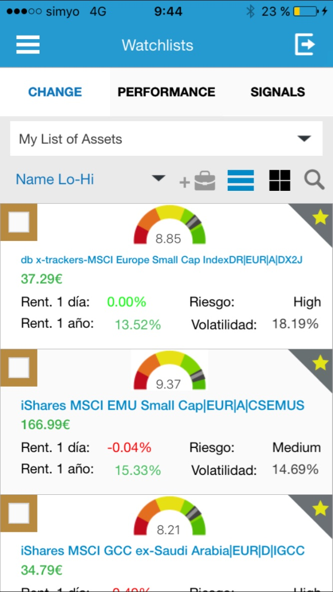 New T-Advisor app for iPhone screenshot 3