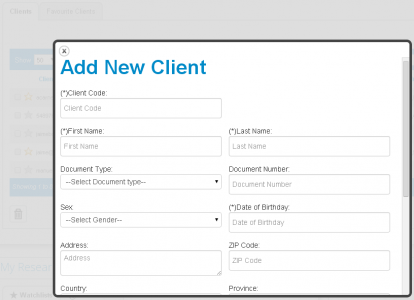 Advisors functionality picture