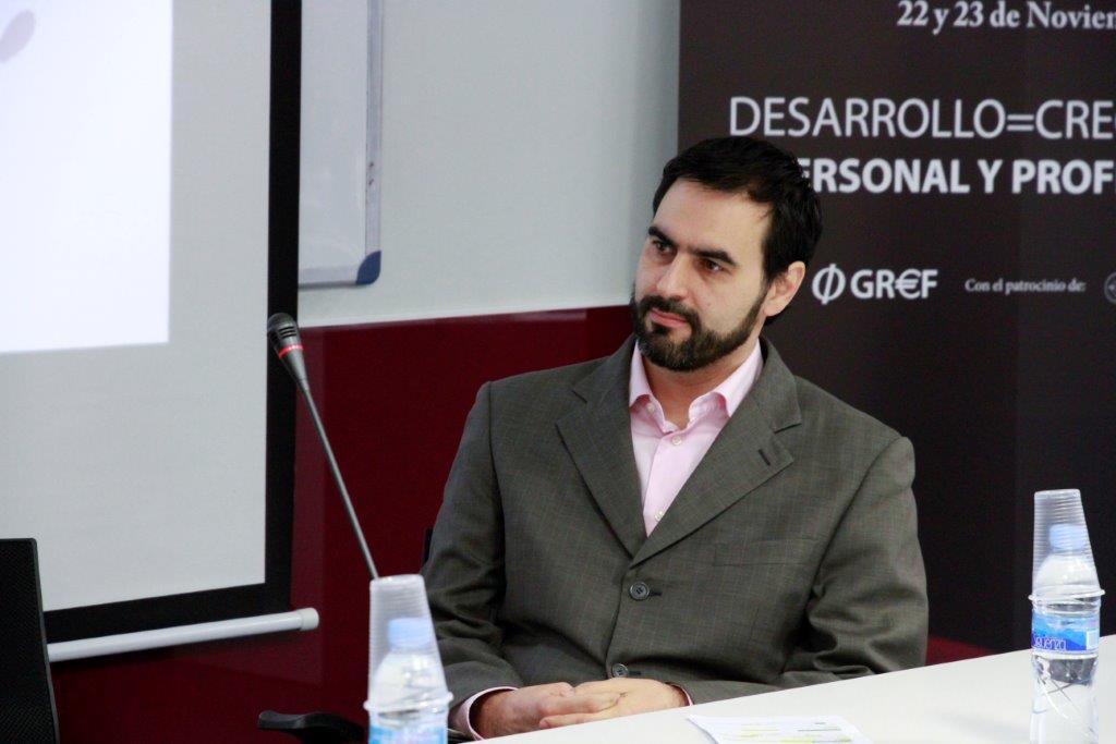 Ph.D. David Pla-Santamaría, director of the Master